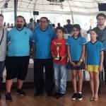 Türkiye Kulüpler Şampiyonası Antalya grubunda takımımız üçüncü oldu !!