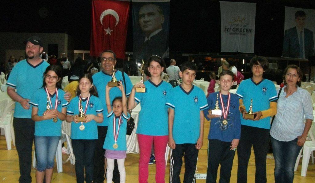 Antalya Büyük Ustalar Satranç Kulübü Vizyonumuz