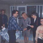 1995 - 1996 Yılları Antalya Çocukevleri Satranç Turnuvaları - 5