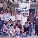 1995 - 1996 Yılları Antalya Çocukevleri Satranç Turnuvaları - 9