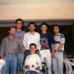 1993 Yılı 19 Mayıs Gençlik ve Spor Bayramı Satranç Turnuvası - 3
