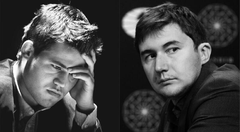 2016 Dünya satranç Şampiyonası Norveçli Magnus Carlsen ile Rus Sergey Karjakin arasında oynanacak.