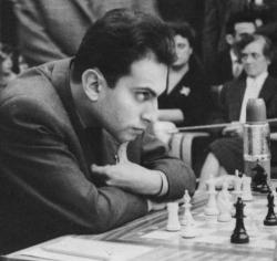 Mikhail Tal (Dünya Şampiyonu:1960-61)