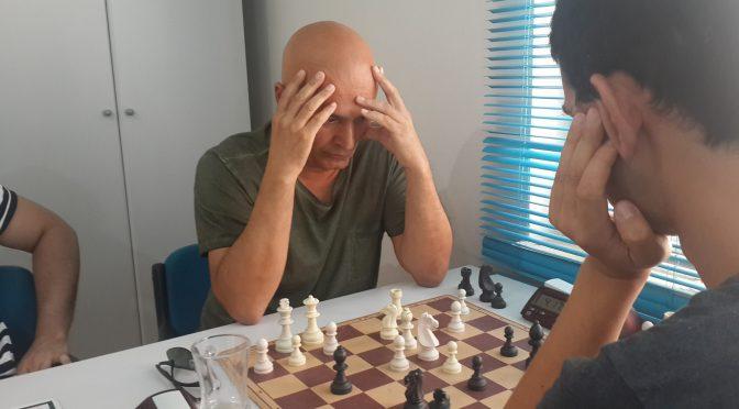 Büyük Ustalar Satranç Kulübü 2. Yıldırım Satranç Turnuvası