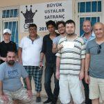 TurnuvadanaAntalya Büyük Ustalar Satranç Kulübü 3. Yıldırım Satranç Turnuvası 24.07.2016 fotoğraflar
