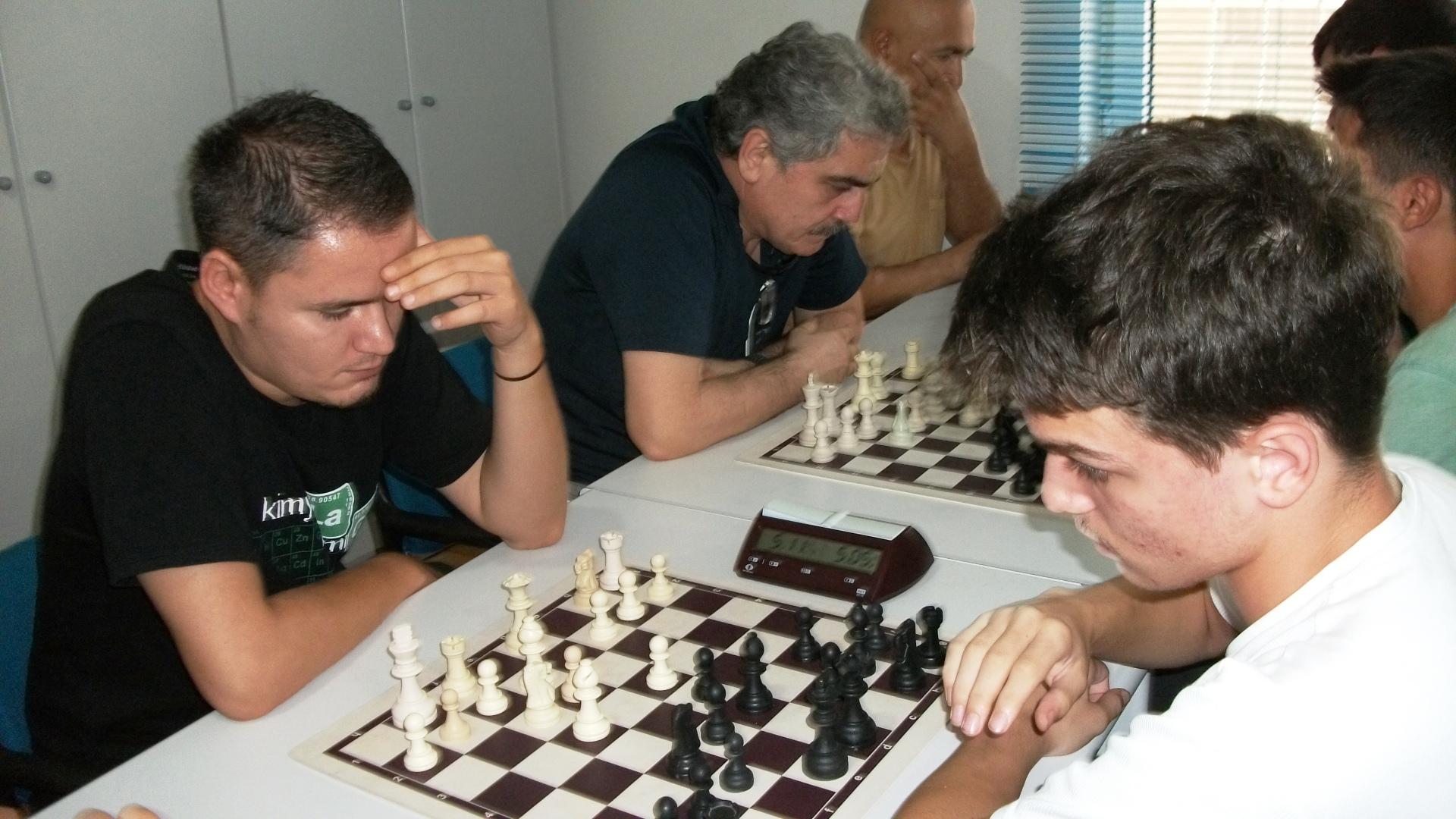Antalya Büyük Ustalar Satranç Kulübü 5. Yıldırım Satranç Turnuvası 21.08.2016