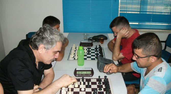 Büyük Ustalar Satranç Kulübü 6. Yıldırım Satranç Turnuvası