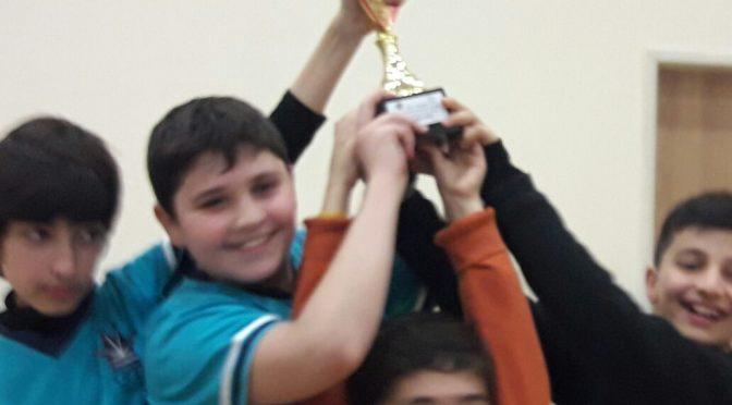 Antalya Küçükler ve Yıldızlar Takım Satranç Turnuvası