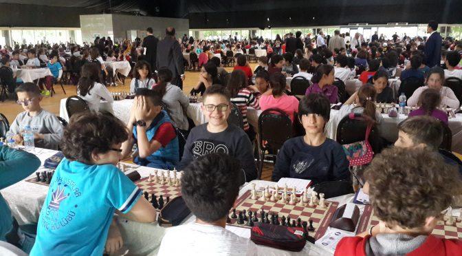 2017 Antalya 23 Nisan Ulusal Egemenlik ve Çocuk Bayramı Satranç Turnuvası