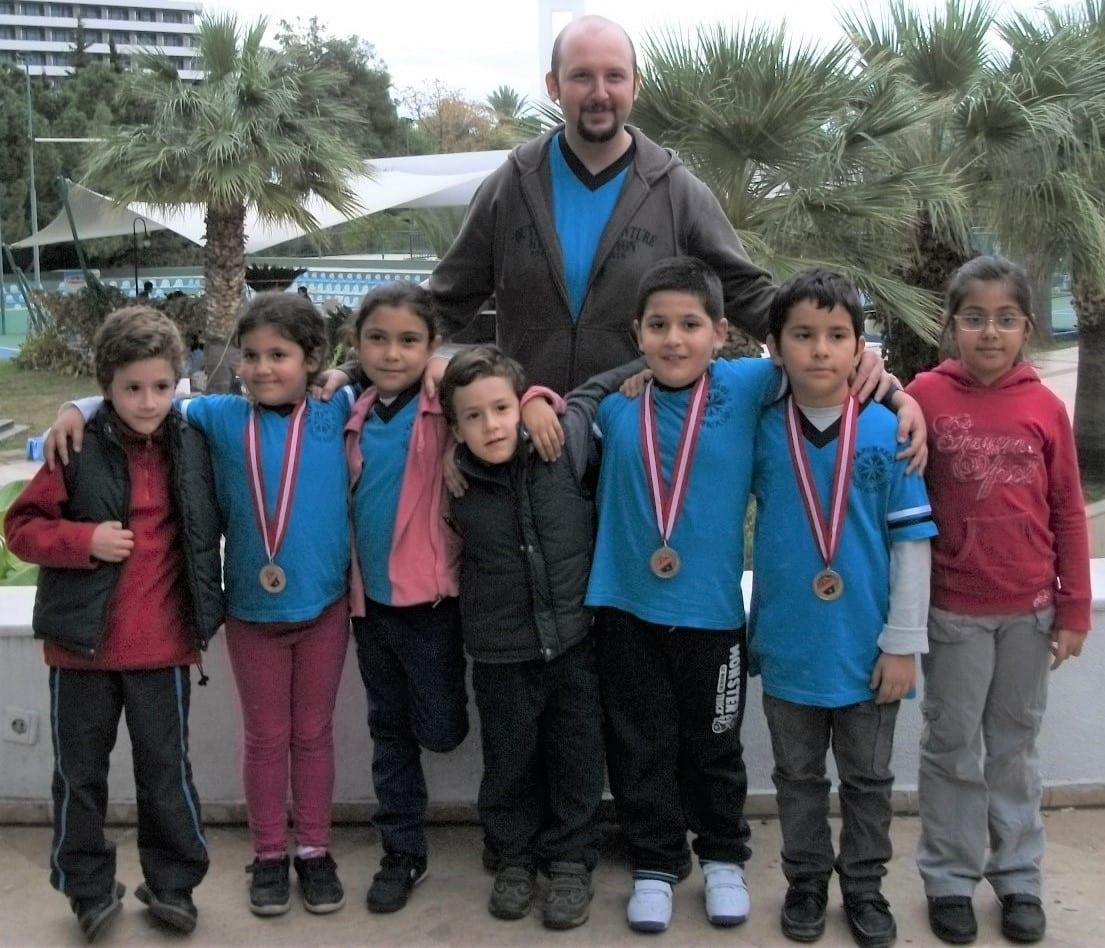 2012 Antalya Küçükler Satranç Şampiyonası