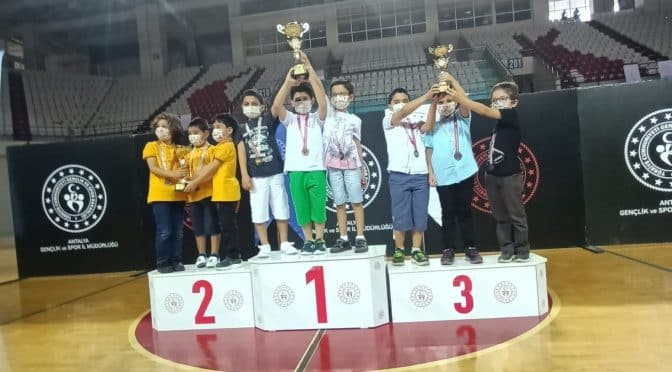 2021 Okul Sporları Satranç Turnuvası
