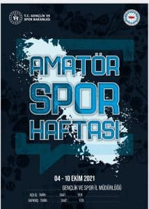 2021 Antalya Amatör Spor Haftası Hızlı Satranç Turnuvası
